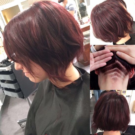 Coupe femme - Mikela Casting Coiffure
